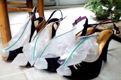 新高跟鞋好痛?只要有「水」跟「冰箱」,照樣省錢讓你舒適又好穿~