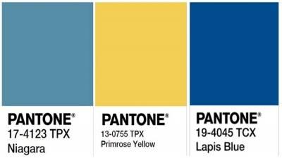 盡情穿上丹寧藍最時髦!Pantone2017春夏十大色彩尼加拉藍 櫻草花黃與青金石藍明亮登場