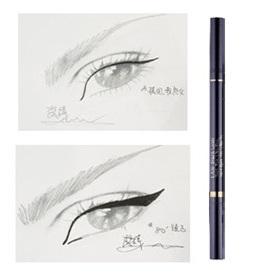 2016 秋冬最夯 「銀河亮色系」的時尚眼線變奏曲!
