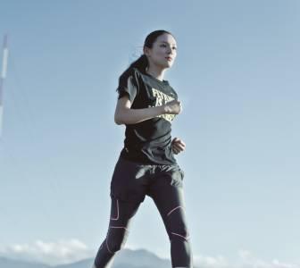 馬拉松:我的人生靈修課 歐陽靖|魅麗雜誌