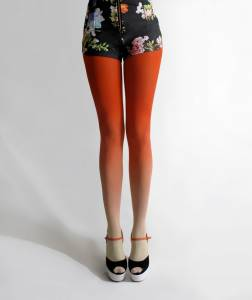 秋冬一樣能露腿!西雅圖創意設計師,設計出一套「保暖又好搭衣」的創意緊身褲!