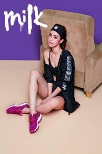 陳庭妮:女性最有魅力的是「這個時候」,就算是素顏也依然美麗!