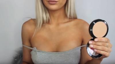 天啊!每個女孩都要學!不用整形不塞東西就可以自然「從小胸變波霸」!部落客教你如何「妝」出美麗~