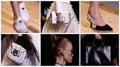 【2017春夏巴黎時裝週現場直擊】珍妮佛羅倫斯 娜塔莉波曼 瑪莉詠歌蒂亞 蕾哈娜一致認可的新Dior