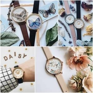 時尚ICON人手一支話題錶款是它:英倫復古系「錶界天菜」登場 │恰女生