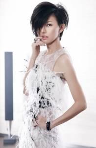 【孫燕姿】 全心專注 面對生命中的新角色│ELLE 她雜誌