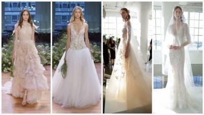 2017紐約婚紗秀直擊走自己的浪漫紅毯