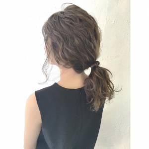 不可不知日本女孩的新歡髮型 甜甜圈馬尾3步驟甜美登場!