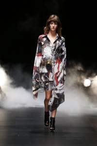 好潮!古又文以龐克電影「Jubilee」 龐克狂歡城 為創作靈感 東京時裝周登場