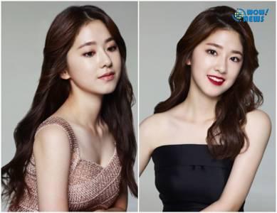 韓星朴慧秀拍自然共和國畫報 示範2016秋冬美妝