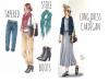 每天都在煩惱要穿什麼嗎?快來看看超厲害的「日本IG穿搭大師」每天要穿什麼都幫你搭好囉!#6也太適合現