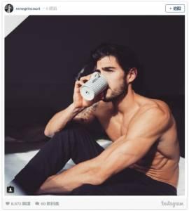 咖啡帥哥讓你精神百倍!精選10張性感IG帥哥照片,你醒了沒啊~