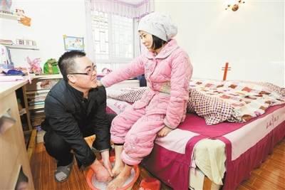 癡情小伙迎娶癌症新娘,10年不離不棄