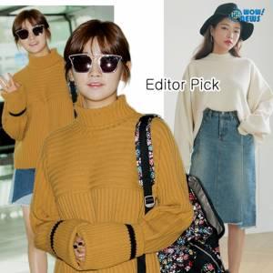 平淡中顯露時尚不凡!韓女星最IN機場秋搭