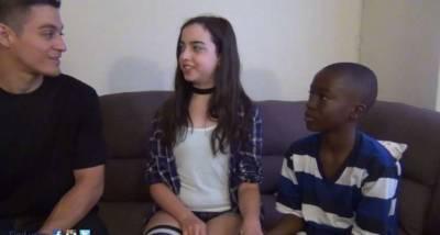 13歲小蘿莉親眼看見男友劈腿當場大崩潰!3天後她的報復行動讓人都覺得扯到不可思議!