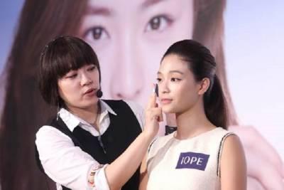 韓星彩妝師親授!掌握6個重點,完成韓妞「偽素顏」的光澤妝感
