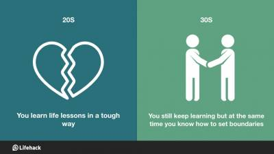 相信我!8個事實告訴你「30歲會比20歲更好!」