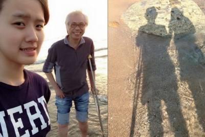名音樂人李坤城最快下週二與小自己40歲的女友結婚,他在臉書『一句話』又讓大家腦補到崩潰了!