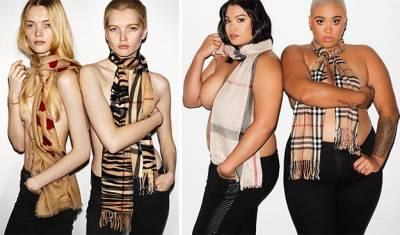 6位「大尺寸美女」當起模特兒翻拍經典名牌廣告,性感不輸纖細麻豆!誰說細才好啊?