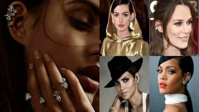 【最近超火不能不認識的10個時尚品牌】戴在耳朵上的前衛珠寶Repossi 好萊塢明星都在戴