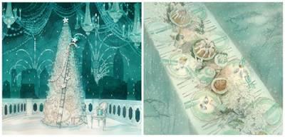 鑽石打造的冬日銀白雪景! Tiffany Co. 2016聖誕櫥窗夢幻揭幕