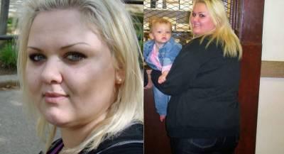 他胖到124公斤讓男友罵她「臃腫的廢物」,後來甩掉59公斤讓前男友徹底後悔了!這回頭一笑迷死幾千萬男人啊!