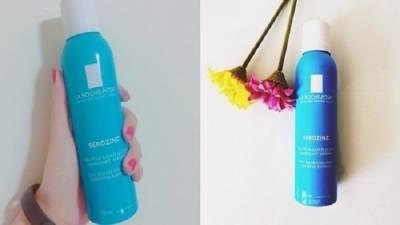 韓妞最愛!「噴的吸油面紙」!就是「這款」小藍瓶噴霧,台灣現在有了~再也不怕各種出油了~