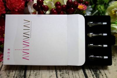 AVIVA美白安瓶 AVIVA完美修護精華乳完美啟動秋冬美白計畫