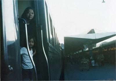 穿越時空的日本攝影師 Chino Otsuka