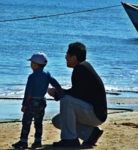 單親父親的心酸:4年前,妻子出事故丟下幼子撒手人寰…