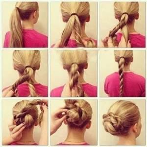 可以變得更可愛♡ 簡單編髮特集 長髮篇