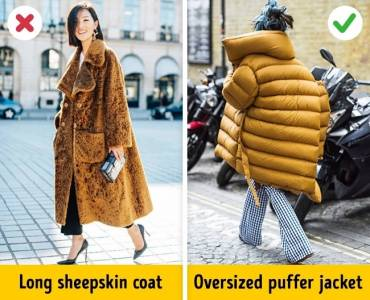 6個這個冬天你再這樣穿會讓你「俗到爆」的極度NG穿搭大公開!# 2 真的「超胖」但路上還是一堆人穿啊!