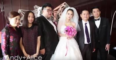 「WHotel命案」土豪哥驚爆早就離婚?從當年這段「結婚影片」就可以看出來啊!