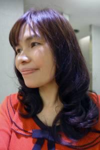 中山區美髮推薦-FIN Hair Salon,找明星網紅的指定設計師Andy打造秋冬質感髮色