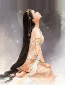在佛祖面前求了一千年的女孩