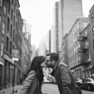 愛一個人,不會為所付出的後悔...