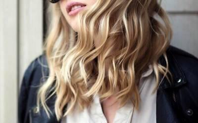 向美髮師請教~能快速將自然捲 毛躁捲髮變直的方法♪