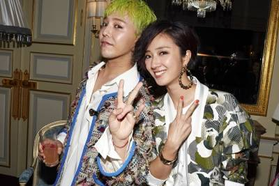 桂綸鎂成為香奈兒Chanel台灣首位品牌形象大使