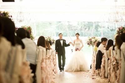 韓國婚禮宴客都是父母親的朋友來!韓國不可思議的結婚文化,從婚前準備到包禮金,都讓人折折稱奇啊...