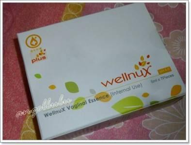 女人秘密的頂級私密保養-WellnuX 維妮舒長效菁華 可當潤滑劑唷