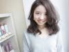 最新流行髮色♡用具有透明冷酷感的「米藍色」來轉換形象吧♪