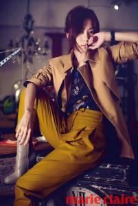 陳綺貞,時光點唱機(上)│Marie Claire 美麗佳人