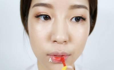 畫膩咬唇妝了!3步驟打造女星的光澤質感「果汁唇」...