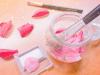 彷彿就像法國知名馬卡龍品牌Ladurée♡有質感《花瓣腮紅》平價彩妝的手作步驟