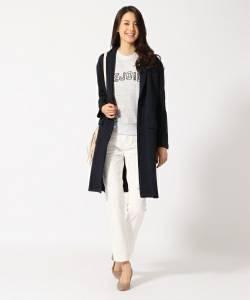 簡單解決「整體感不協調」的問題!長版外套的穿搭技巧大公開♡