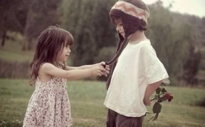 一個人可以喜歡很多人,當他 她愛上一個人卻不會喜歡任何人。