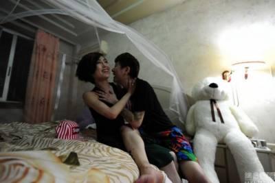 實拍女同性戀的一年:愛得死心塌地