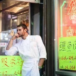 去紐約一定要朝聖一下XD~~~明明可以靠脸吃饭,他偏偏要去做菜....流口水了,不是因为菜。