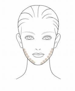 跟著李晶晶學超簡單的10分鐘小臉底妝