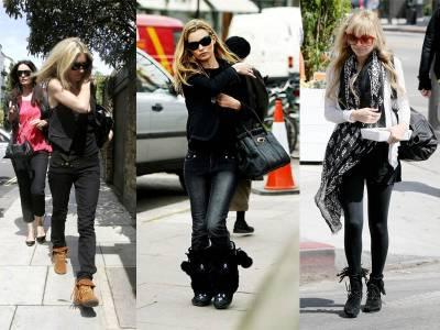 Kate Moss私下最愛,鞋櫃裡最舒適的一雙鞋